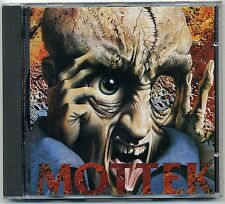 Mottek - Fatal Violence CD GERMAN 1980s THRASH METAL Kreator Sodom Destruction