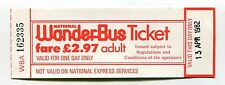 West Midlands Collectable Bus & Coach Tickets