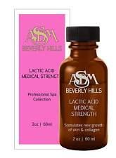 90% Lactic Acid 2 oz Peel Professional strength Medical Fresh ASDM Beverly Hills
