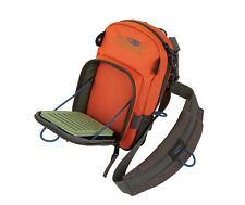 Fishpond San Juan Vertical Chest Pack Fly Fishing Cutthroat Orange