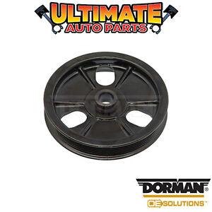 Dorman: 300-304 - Power Steering Pump Pulley
