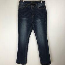 Cato Premium Jeans - Classic Bootcut Dark Wash - Tag Size: 8 (27x31.5) - #2580