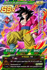 DBZ Dokkan Battle GLO Fresh Reroll Legit Goku SSJ4 + 1 DS Rouge