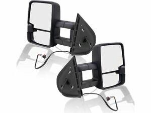 For 2007-2014 Chevrolet Silverado 2500 HD Towing Mirror Set Brock 97418GC 2008