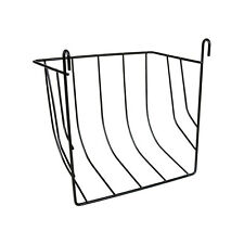 Trixie Hay Manger Hanging 20x18x12cm Fruit Vegetables Grass Rack Metal Tough