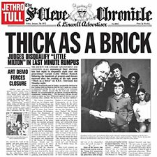 Jethro Tull / Thick As A Brick (Vinyl) ** NEW **