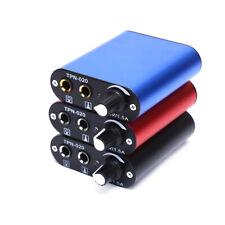 Tattoo Power Professional Motor Power Supply For Rotary Tattoo Machine GunQA