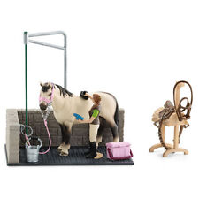Schleich Plastic Action Figure Playsets