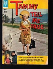 TAMMY, TELL ME TRUE #1233  DELL/ 4-COLOR  1961 VG MOVIE/TV -PHOTO-c