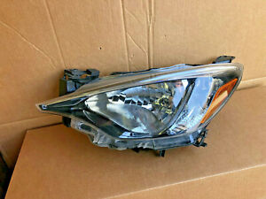 2016 2017 2018 Toyota Yaris Scion IA Left Driver Halogen Headlight OEM