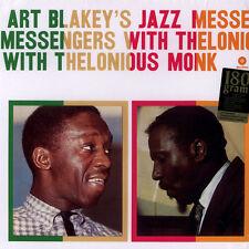 Thelonious Monk & Art Blakey - With Thelonious (Vinyl LP - 2013 - EU - Reissue)
