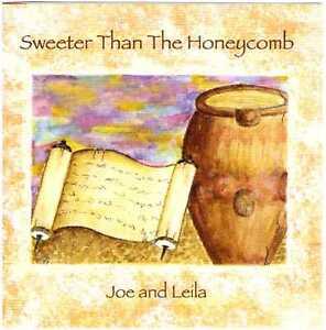 JOE AND LEILA (Huerta) Sweeter than the Honeycomb CD Xian Rock/Folk—Private pres
