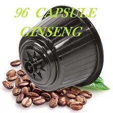 96 CAPSULE CIALDE CAFFÉ COMPATIBILI DOLCE GUSTO NESCAFE GINSENG Miglior Prezzo!