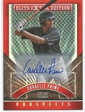 Correlle Prime Colorado 2015 Elite Extra Edition Prospects Autograph *