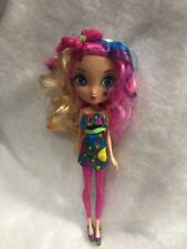 """Spinmaster La Dee Da Dots of Style Sweet Party 11"""" Inch Doll 2010"""
