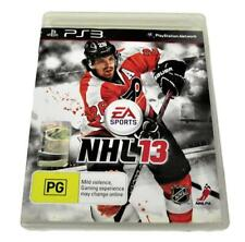 NHL13 Sony PS3