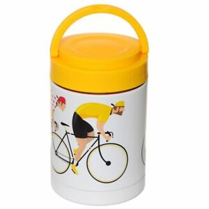 Cycle Bicycle Reusable Stainless Hot & Cold Thermal Insulated Lunch Pot 5OOML