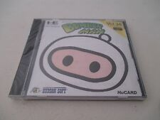 >> BOMBERMAN HUDSON ACTION PC ENGINE BRAND NEW JAPAN NEW FACTORY SEALED! <<