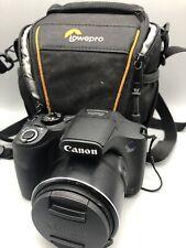Canon PowerShot SX530 HS 16MP Digital Camera (Read description)