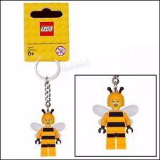 LEGO Minifigure KEYCHAIN Yellow Bumblebee Girl #853572 / COLLECTABLE / NEW
