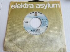 Jackson Browne - Lawyers In Love / Say It Isn ' T True 1983 Ssw Pop-Rock 17.8cm