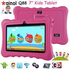 "7"" KIDS ANDROID 7.1 TABLET PC 8GB+1GB QUAD CORE WIFI DUAL Camera CHILD CHILDREN"