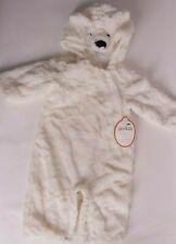 NWT Pottery Barn Kids Baby Polar Bear white Halloween costume 6-12 months 9 mos