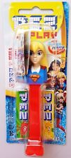 Pez Candy & Dispenser - DC Comics Super Hero Girls Wonder Woman Justice League
