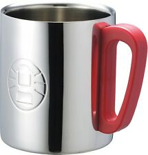 Coleman Stainless Double Layer Mug Cup/300cc Warmth Long Coffee Tea Camp Outdoor