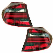 BMW BLACKLINE LED Rear Lights Rear Lights Kit LCI 1er E87 Low AB03/07 Black