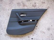 BMW 3er E90 LCI Türverkleidung hinten rechts Leder Dakota schwarz 7217580