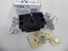 Intermatic FD460M Spring Wound Timer Ivory 120-277 V 50/60 Hz