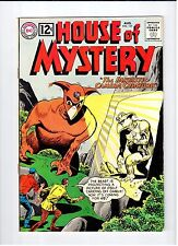 Dc Comics House Of Mystery #125 August 1962 vintage comic