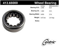 Axle Shaft Bearing-4WD Rear Centric 413.66000