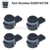 Genuine Vw Audi Seat Skoda Nuevo Sensor de aparcamiento PDC 5Q0919275B Negro