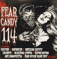Various Metal(CD Album)Fear Candy 114-New