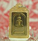 Phra SOMDEJ Somdet Wat Rakang Gold LEKLAI Lp Toh Thai AMULET Somporn top Pendant