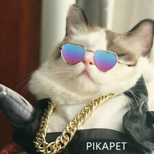 NEW Pet Fashion Posing Sunglasses Pet Cat Dog Accessories AU STOCK