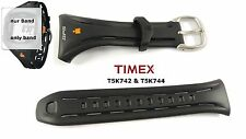 Timex Ersatzarmband T5K742 & T5K744 Ironman Run Trainer 2.0 GPS - 23/35 mm Band
