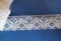 Ancienne dentelle de Calais - couture, mercerie