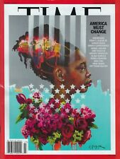 Time Magazine July 6th 2020  America Must Change