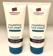 2XNeutrogena Norwegian Formula Nourishing Foot Cream for Dry&Damaged Feet 100ml