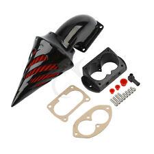 Air Cleaner Kit Intake Filter Black For Kawasaki Vulcan 1500 1600 Mean Streak