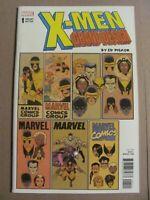 X-Men Grand Design #1 Marvel 2017 Series Ed Piskor Corner Box Variant 9.4 NM