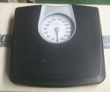 Sunbeam Home Dial Body Weight Floor Scale Bathroom Monitor Health Diet Control