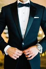 Slim Fit Mens Wedding Suits 2 Piece Formal Groomsmen Groom Tuxedos Party Suit