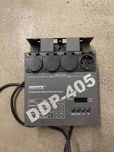 Botex DDP-405 4 Channels Digital Dimmer Pack 2 Stuck