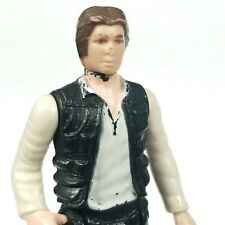 Vintage Star Wars Han Solo Action Figure 1977 Kenner