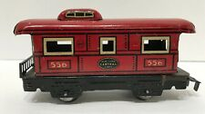 Marx Lionel 556 Caboose w Cupola RARE From Estate of a Licensed Lionel Repair