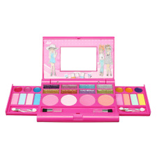 Princess Makeup Set Toy Eyeshadow Lip Gloss Blushes For Kid Girl Cosmetic